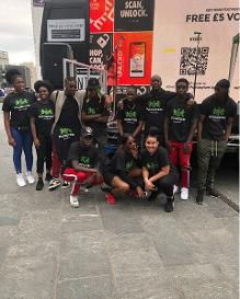 d75fb33aa7 ... opportunity to link up with Footasylum x Unity radio FM, thanks for the  opportunity to perform in exchange square, Manchester, it was a good  evening!